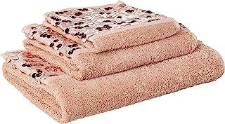 Popular Bath Sinatra Bath Towel Set, Blush