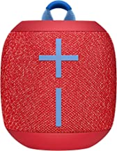 Ultimate Ears Wonderboom Portable Wireless Bluetooth Speaker, Surprisingly Big Sound, Waterproof, Connect Two Speakers for Loud Hi-Fi Sound, 10 Hours Battery Life - Subzero Blue