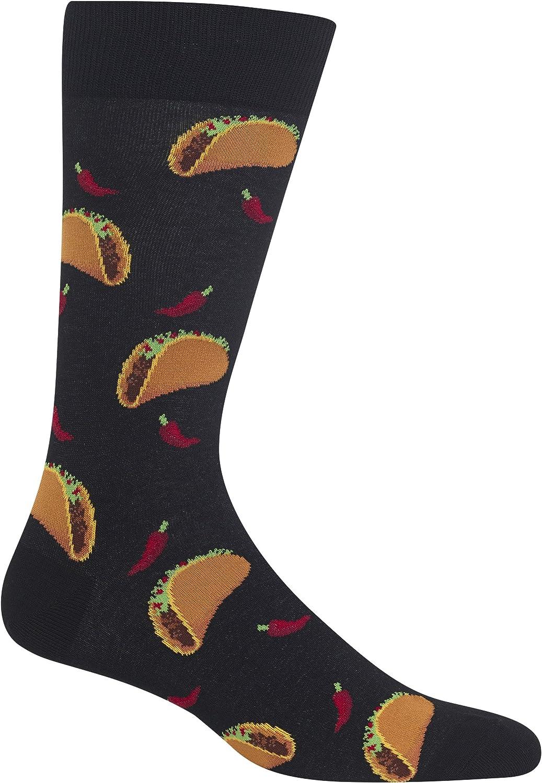 Hot Sox Men's Taco Socks