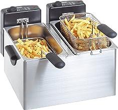 Dubbele friteuse baardscher
