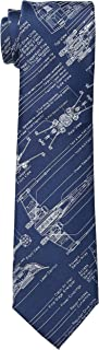 ربطة عنق زرقاء للرجال من Star Wars