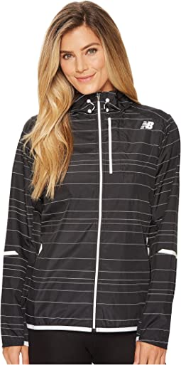 New Balance - Reflective Lite Packable Jacket