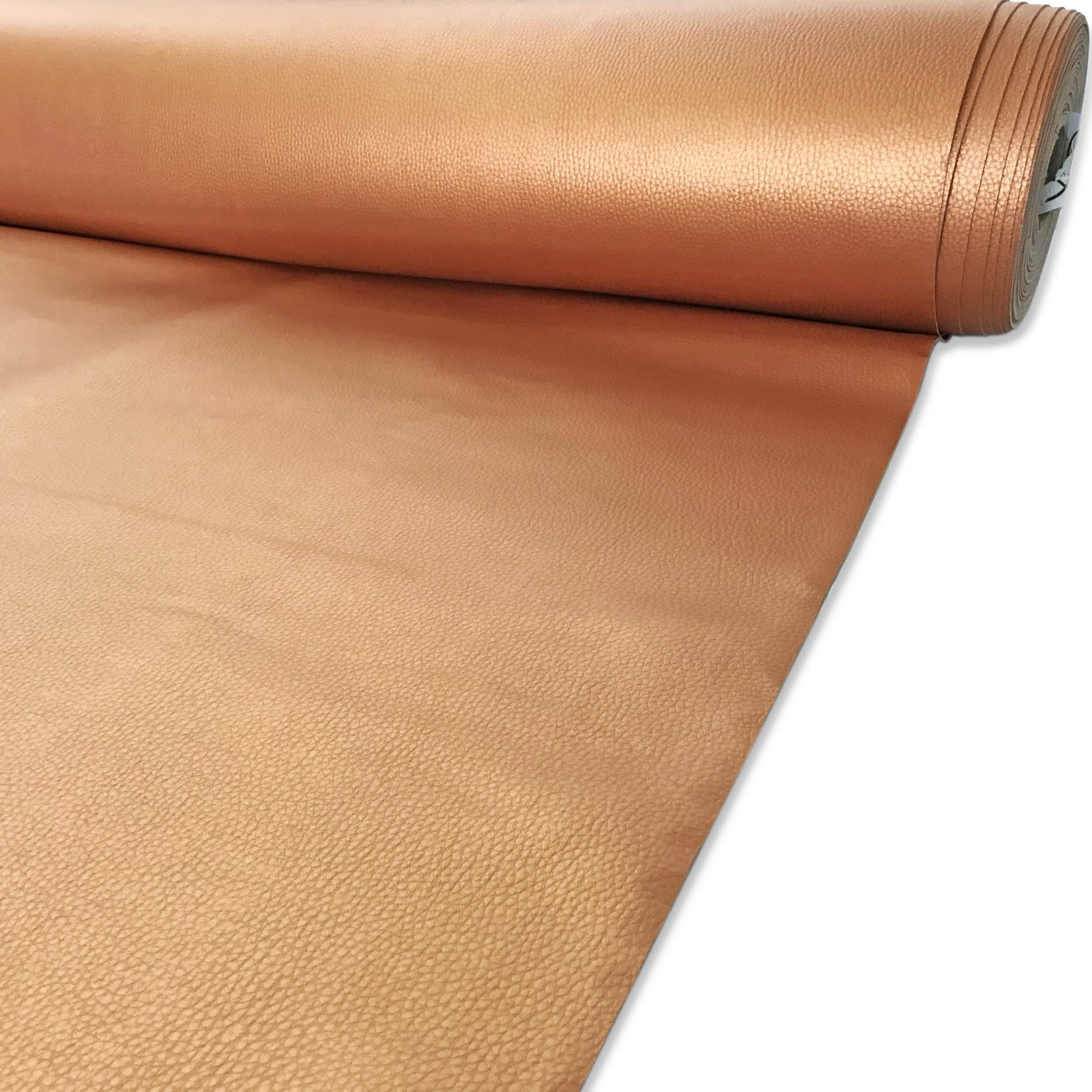 Se vende por metros sillas Panini Tessuti Suave tejido de piel ecol/ógica Ideal para decoraci/ón de sof/ás bolsos 1 unidad = 50 cm; 2 unidades = 100 cm