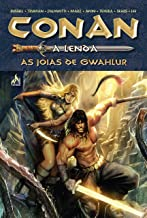 Conan a lenda - volume 03: As joias de Gwahlur