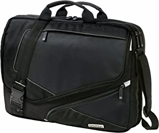 Ogio Voyager Laptop Briefcase / Bag (15.6 Litres) (One Size) (Black)