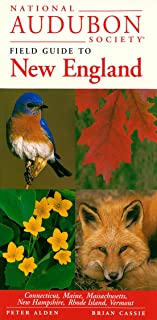 National Audubon Society Field Guide to New England: Connecticut, Maine, Massachusetts, New Hampshire, Rhode Island, Vermont (National Audubon Society Field Guides)