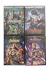 Marvel's The Avengers AGE OF ULTRON -INFINITY WAR-ENDGAME