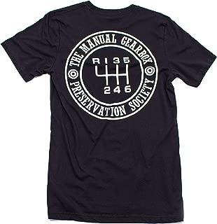 TMGPS T-Shirt (6 Speed Reverse Top Left)