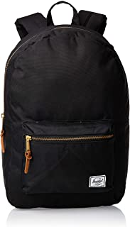 Herschel Supply Co. Settlement Unisex Backpack, Black