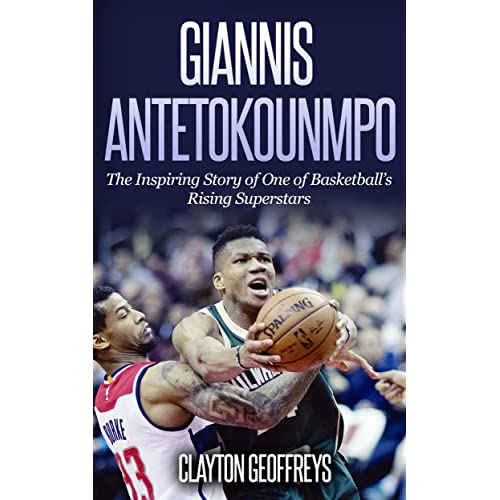 0d78818d9f3 Amazon.com: Giannis Antetokounmpo: The Inspiring Story of One of ...