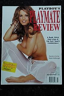 PLAYBOY'S PLAYMATE REVIEW 1998 KAREN McDOUGAL LAYLA ROBERTS CARRIE STEVENS WEST