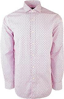 RALPH LAUREN Polo Camisa de Manga Larga con Botones Frontales para Hombre