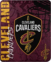 "NBA Cleveland Cavaliers Multi 60/"" Cotton Fabric Sold by The Yard"