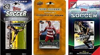 C&I Collectables MLS 3 不同集换卡套装