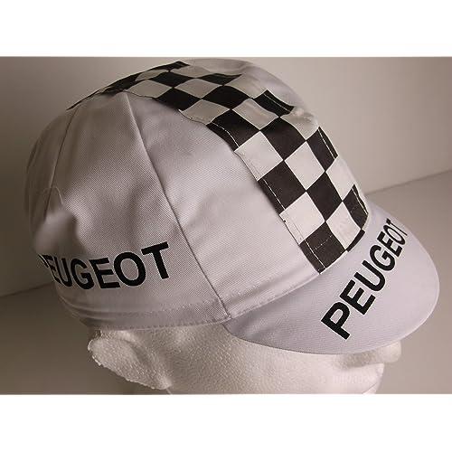 APIS Peugeot Retro Cotton Cycling Cap