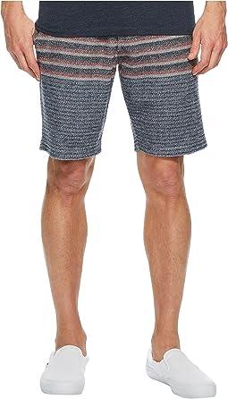 VISSLA - Sofa Surfer Fleece Shorts Lulls 20