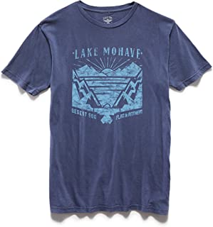 Desert Son X by Dierks Bentley Men's Lake Mohave Vintage Washed Tee