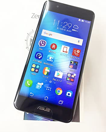 エイスース ZenFone 3 Max グレー ZC520TL-GY16