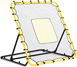 بیس بال SKLZ و Softball Rebounder Net for Pitching and Fielding Training ، 4 x 4.5 فوت