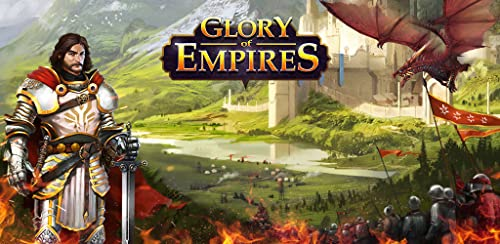 『Glory of Empires: Age of Kings』のトップ画像