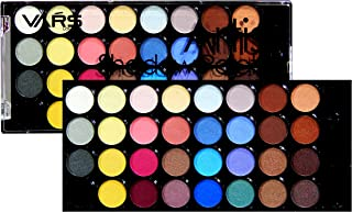 VARS LONDON 32 COLOR MATTE AND SHIMMER COMBO EYE SHADOW PALETTE 32g
