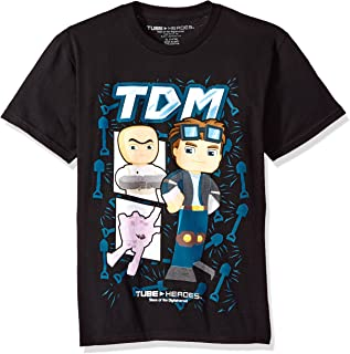 Tube Heroes Dan TDM Boys Shirt 4-16