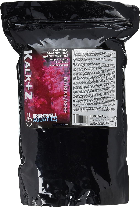 Brightwell Aquatics Kalk+2 Kalkwasser Supplement, 1.8 KG (4 lbs)