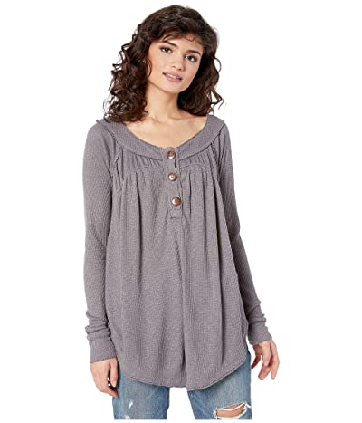Free People Must Have Henley (Grey) Women