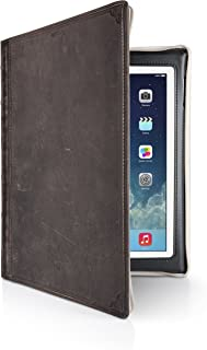 Twelve South BookBook for iPad, Brown | Vintage Leather Book case for iPad (2nd, 3rd, and 4th gen.)