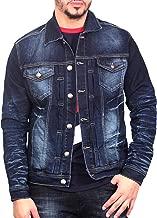 copper rivet denim jacket