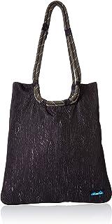 KAVUウィメンズマーケットバッグ、ブラックオーク、サイズなし