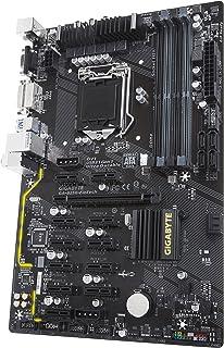 Gigabyte LGA1151 Intel B250 Micro ATX DDR4 マザーボード GA-B250M-DS3H (認定整備済み) GA-B250-FinTech-cr