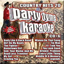 Party Tyme Country Hits 20