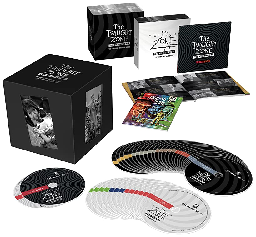 Twilight Zone: The 5th Dimension (Complete Series Limited Edition Box Set)