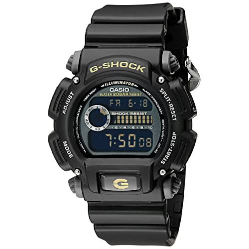 Casio Mens G-Shock Quartz Resin ...