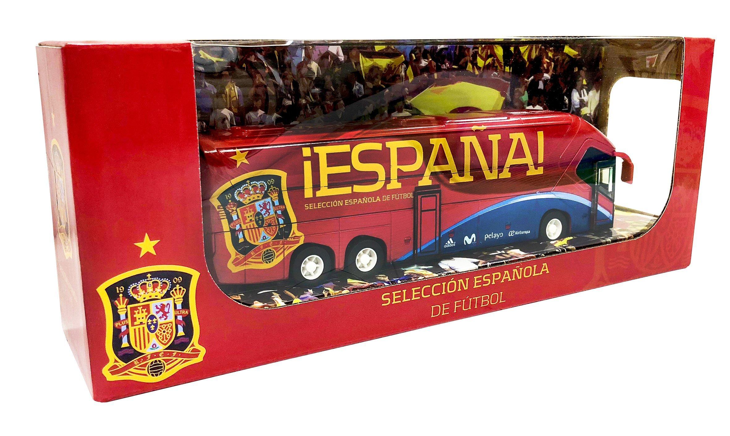 Seleccion Española Bus L (10599), Multicolor (Eleven Force 1 ...