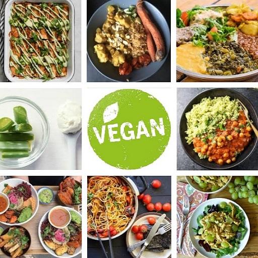 Delicious Vegan Tasty Recipes