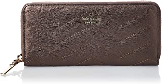محفظة ليندسي جاكسون ستريت من كيت سبيد - باللون الزهري (PWRU6659912)