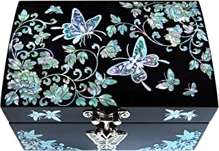 Best black lacquer chinese jewellery box Reviews