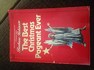 The Best Christmas Pageant Ever First edition