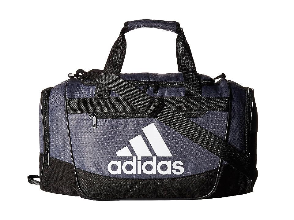 adidas Defender III Small Duffel (Onix/Black/White) Duffel Bags