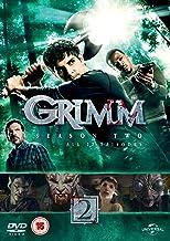 Grimm - Season Two [Edizione: Regno Unito] [Italia] [DVD]