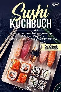 Sushi Kochbuch, japanisches Kochbuch für leckere Sushi Koch