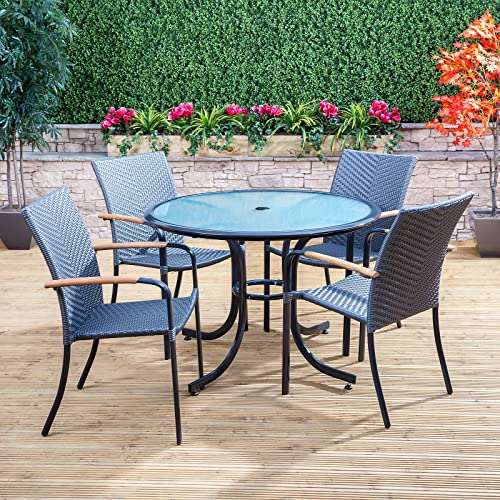 Fabulous Aluminium Garden Furniture Amazon Co Uk Theyellowbook Wood Chair Design Ideas Theyellowbookinfo
