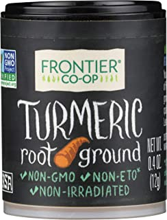 Frontier, Turmeric Root Ground, 0.4 Ounce