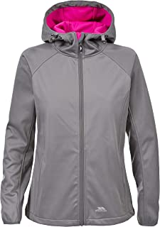 Trespass Hallie Windproof Lightweight Softshell Chaqueta Mujer