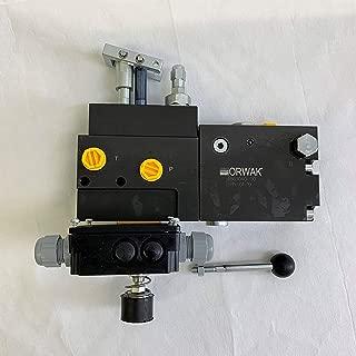 ORWAK圧縮減容機 【5030/5070W/5010E 共通 操作バルブ】