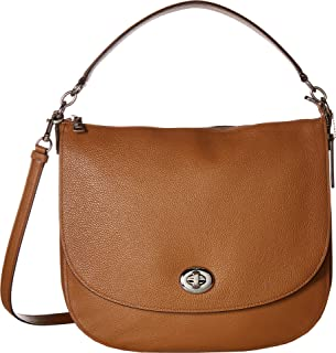 Women's Polished Pebble Updated Turnlock Hobo