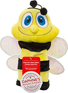 bee golf head cover
