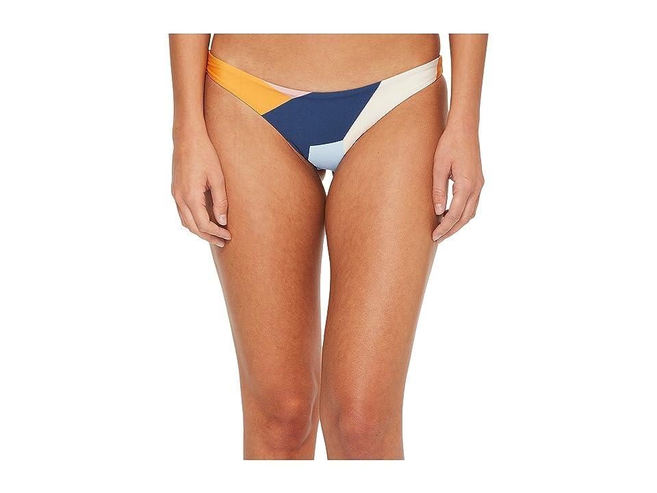Vitamin A Swimwear Rosie Bikini Bottom (Mezcal) Women